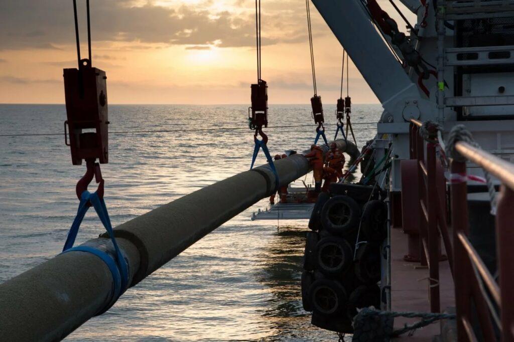 Транскаспийский газопровод вновь на повестке дня