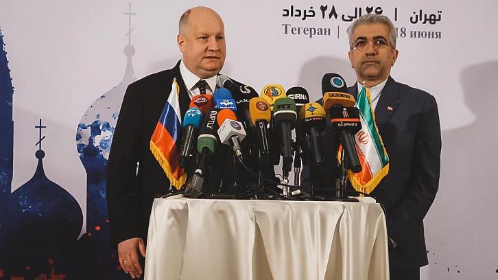 Состоялась конференция, посвященная сотрудничеству Ирана и Северного Кавказа