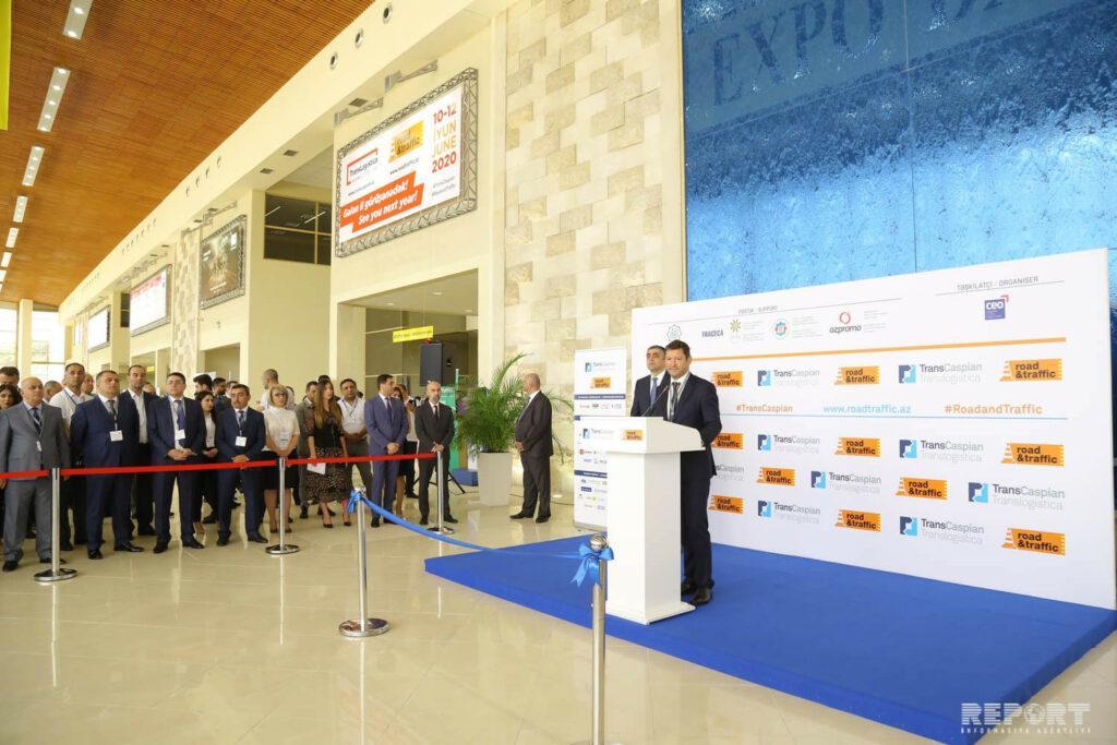 Отдельные итоги Каспийской Международной Выставки «Транспорт, Транзит и Логистика» в Баку