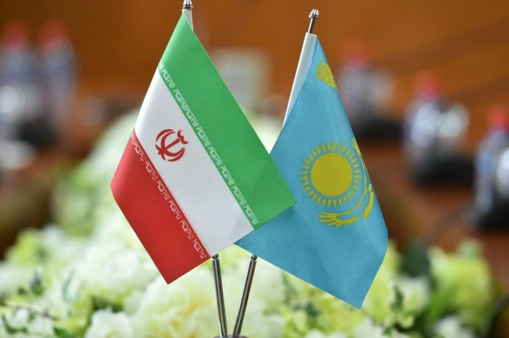 Дипломаты Казахстана и Ирана обсудили проблемы Каспийского региона