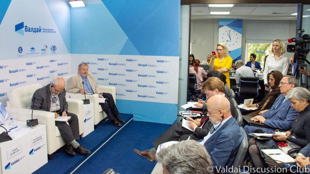 В Клубе «ВАЛДАЙ» состоялся Третий Российско-иранский диалог