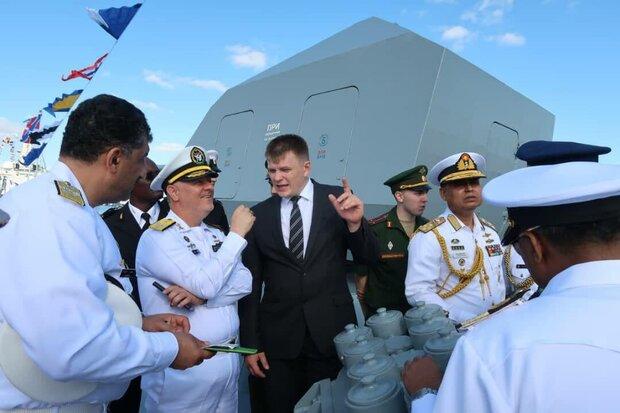 Иран и Россия подписали меморандум о сотрудничестве в области морской обороны