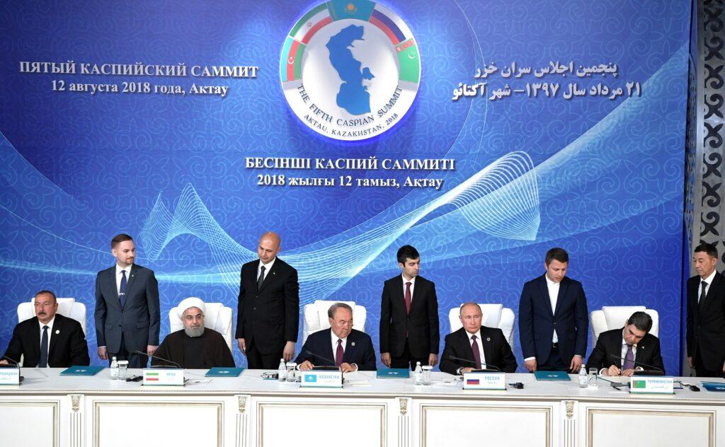Правовой статус Каспийского моря и интересы Ирана