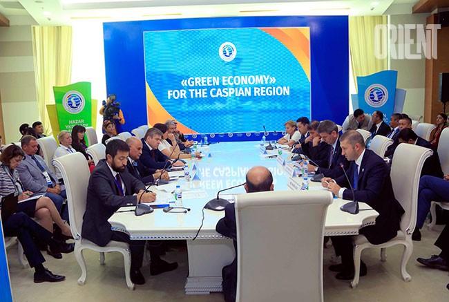 Российские учёные предложили пути развития «Зеленой экономики» на Каспии