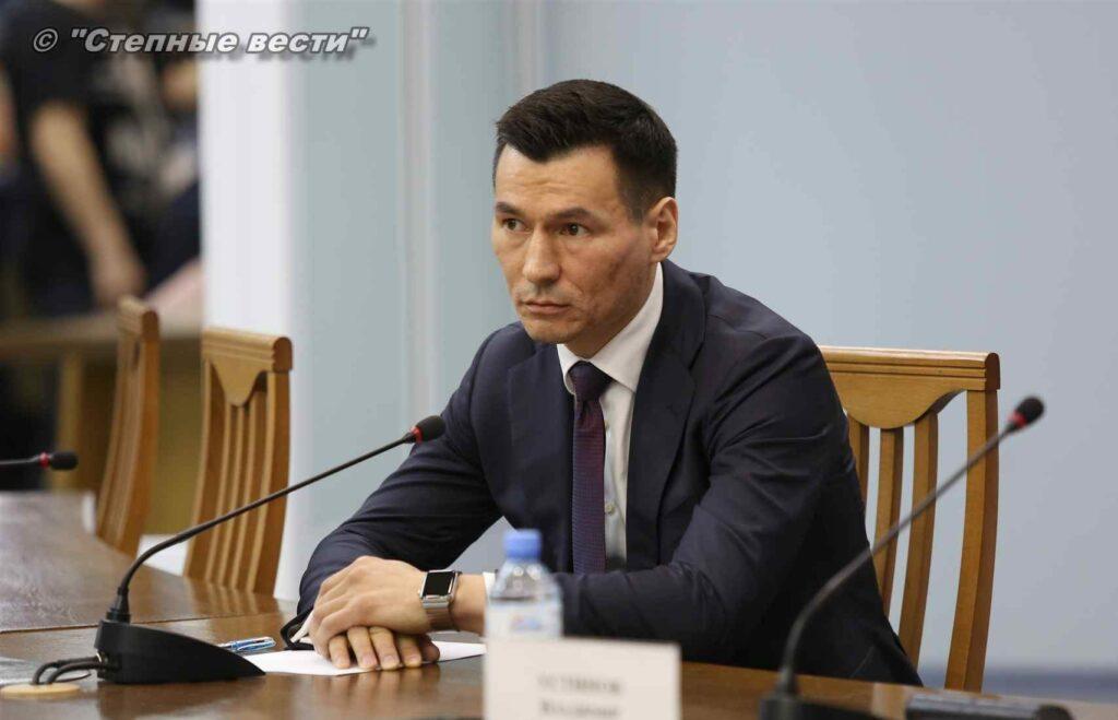 Республике Калмыкия необходим порт на Каспийском море – считает Бату Хасиков