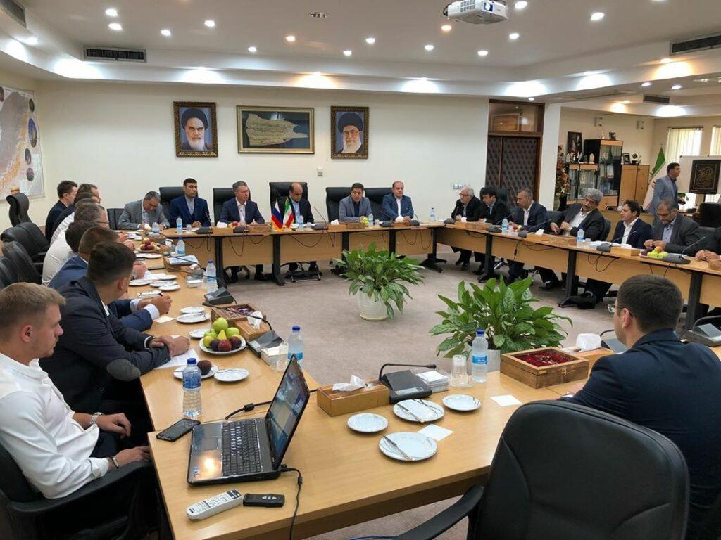 Состоялся визит делегации Саратовской области в Исламскую Республику Иран