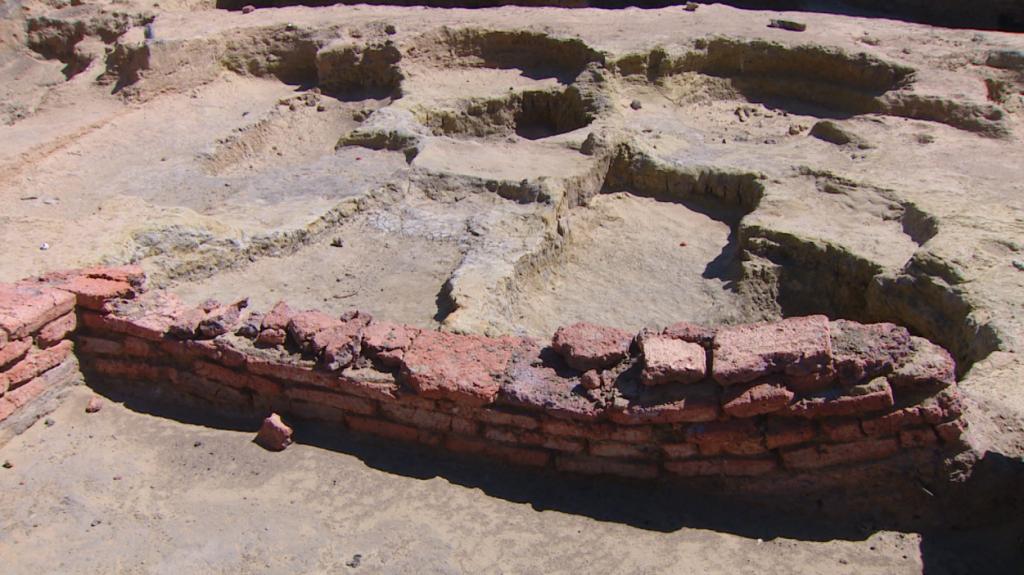 Археологические раскопки в Астраханской области как свидетельство колебаний Каспийского моря