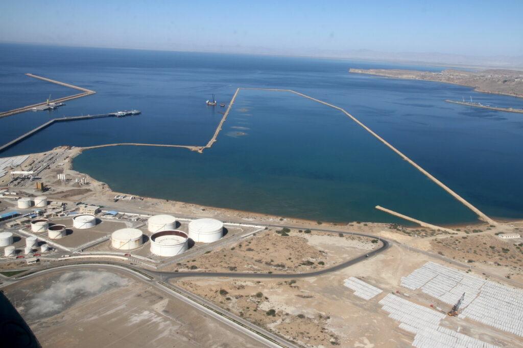 Иранский порт Чабахар пока не вышел на проектную мощность