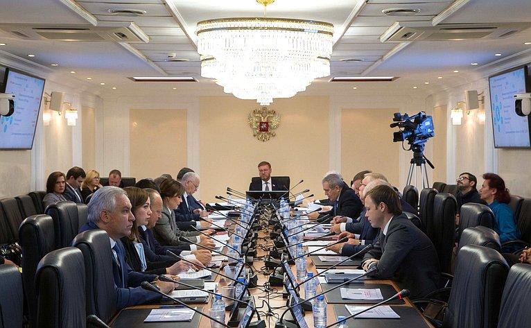 Комитет Совета Федерации по международным делам одобрил ратификацию «Конституции Каспия»