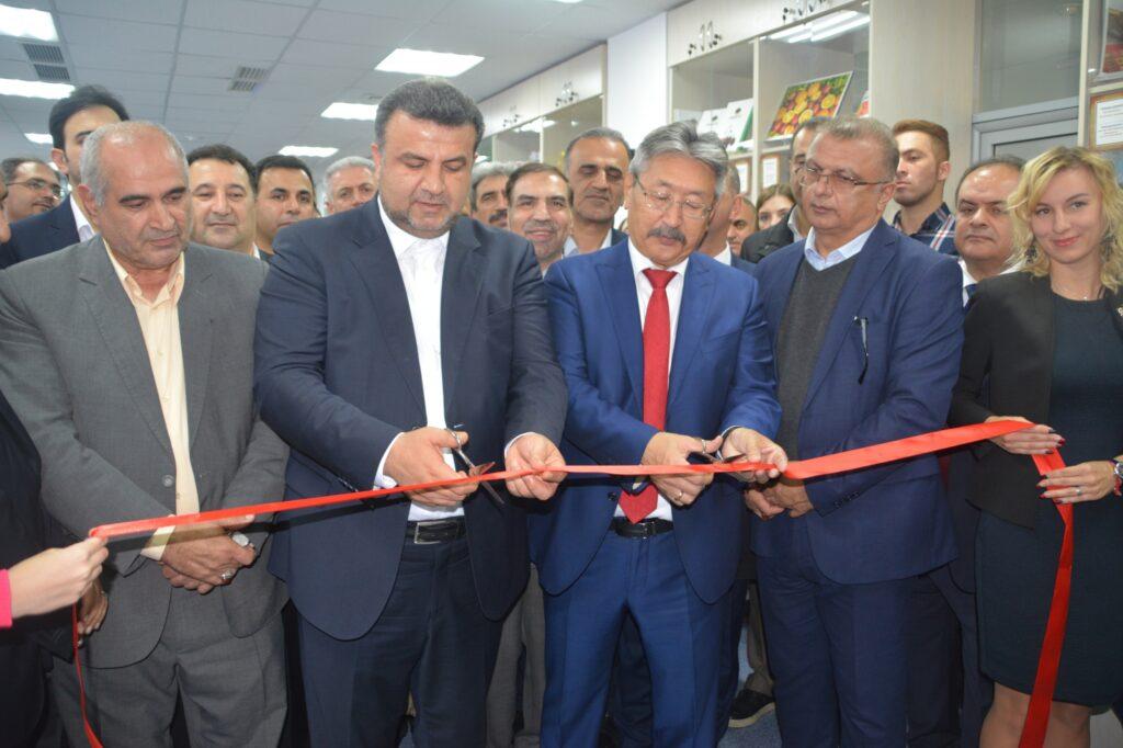 В Волгограде открылся торговый дом провинции Мазендеран
