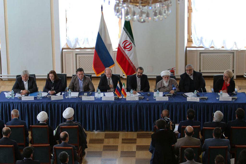 Российско-иранский культурный диалог в Российской государственной библиотеке