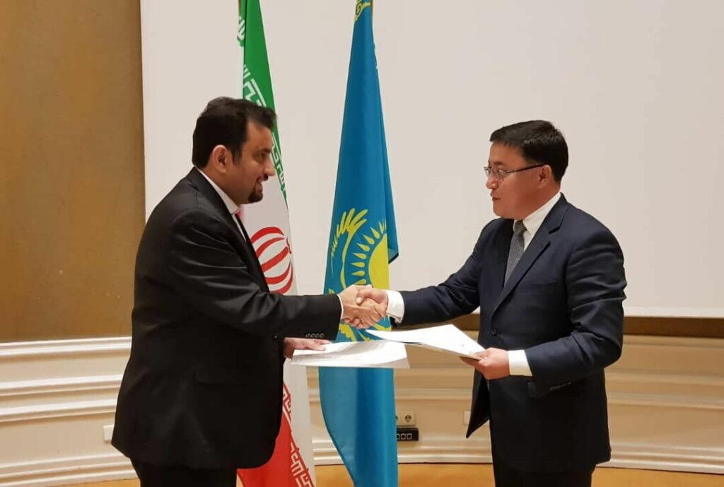 Подписано соглашение о сотрудничестве между портами Актау и Энзели