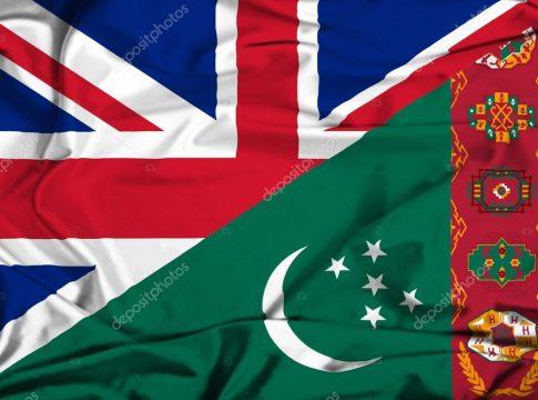 Делегация Туркменистана провела встречу с торговым представителем премьер-министра Великобритании