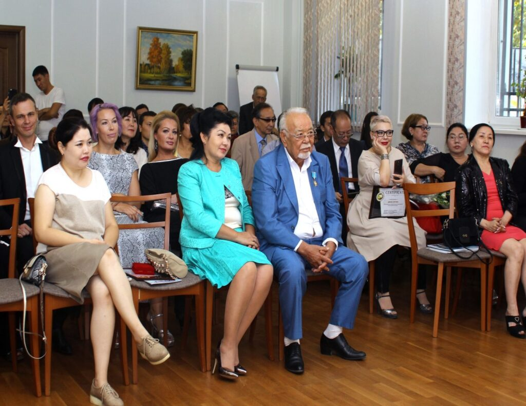 В Казахстане прошёл творческий форум «Каспий – колыбель евразийской цивилизации»
