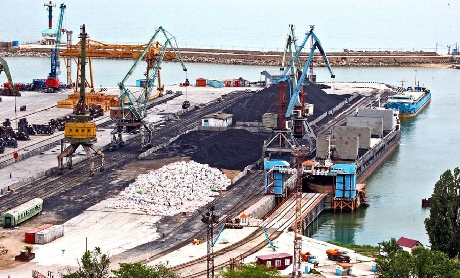 Руководство порта Махачкала наметило пути дальнейшего развития