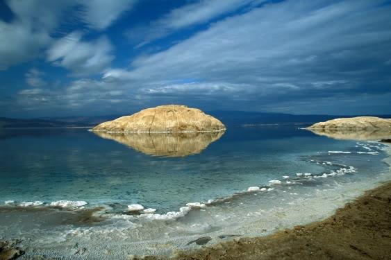 Кара-Богаз-Гол: как все были уверены, что именно это озеро убивает Каспийское море