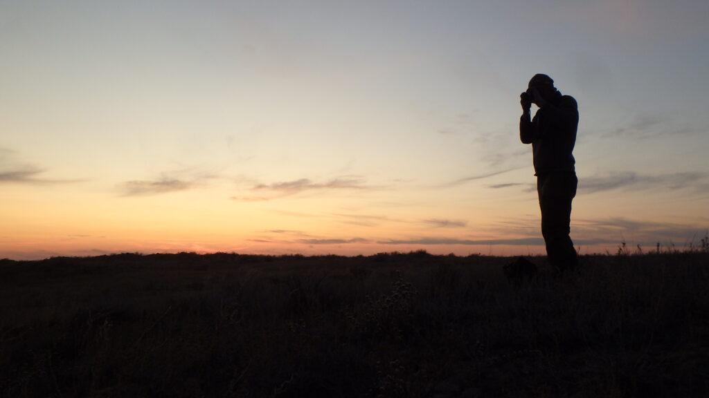 Члены Астраханского отделения РГО провели экспедицию в Северный Прикаспий