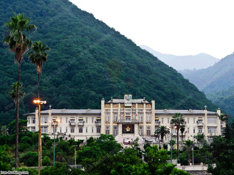 Историко-культурный музей в иранском городе Рамсаре