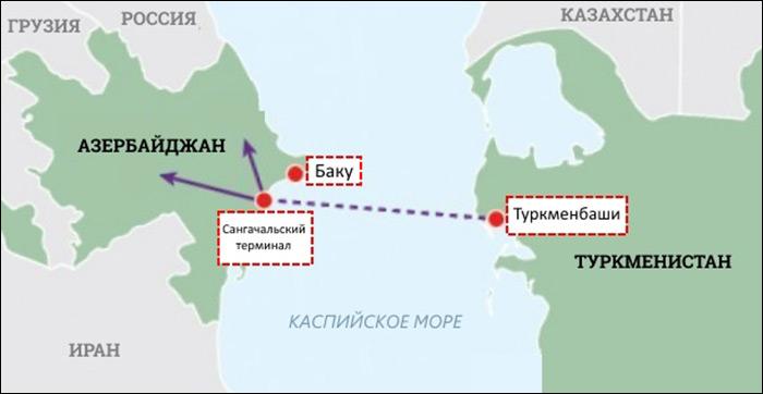 Российские и зарубежные эксперты оценили перспективы Транскаспйиского газопровода