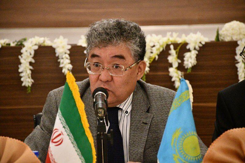 Посол Казахстана отметил благоприятные перспективы развития отношений с Ираном