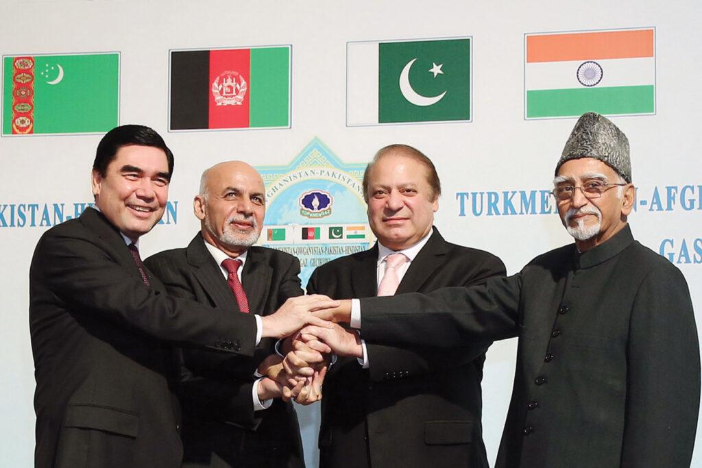 Ашхабад настроен завершить строительство туркменистанского участка ТАПИ?
