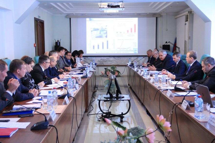 В Астрахани рассмотрели возможности расширения промысла и сохранения запасов Каспийского моря