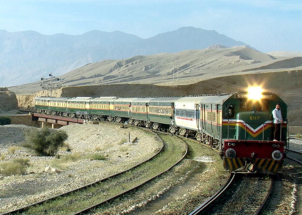 В Иране открыта железнодорожная ветка транзитного коридора Восток-Запад