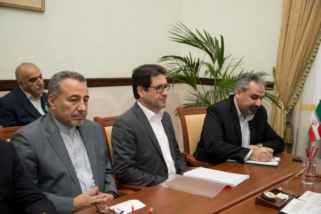 В Астрахани обсудили перспективы российско-иранской морской торговли