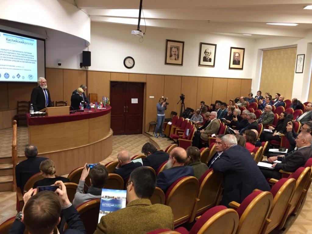 Пост-релиз Международного Экономического Форума «Каспийский диалог, 2019»