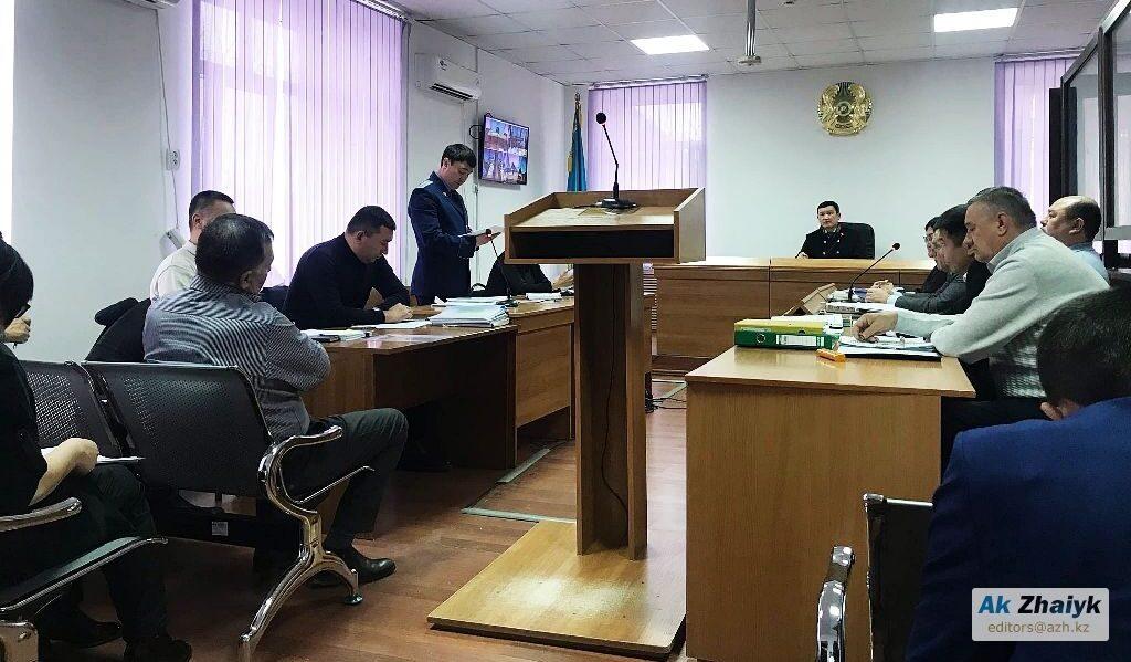 В прикаспийской Атырауской области Казахстана рассматривается дело о массовом море рыбы