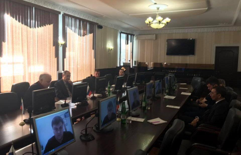В Астрахани обсудили перспективы интеграции в рамках II Каспийского экономического форума