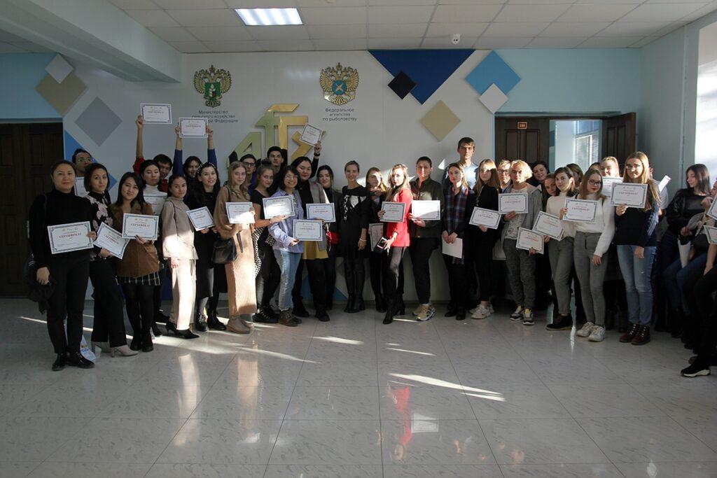 В Астрахани состоялся первый выпуск Каспийской медиашколы