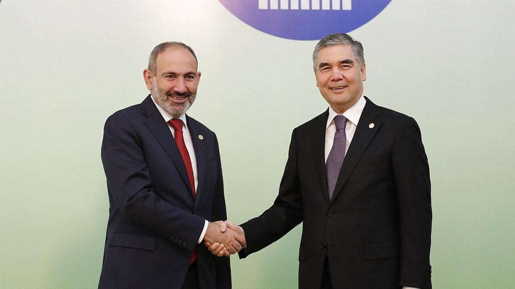 Туркменский газ для Армении – вербальный инструмент давления на «Газпром»
