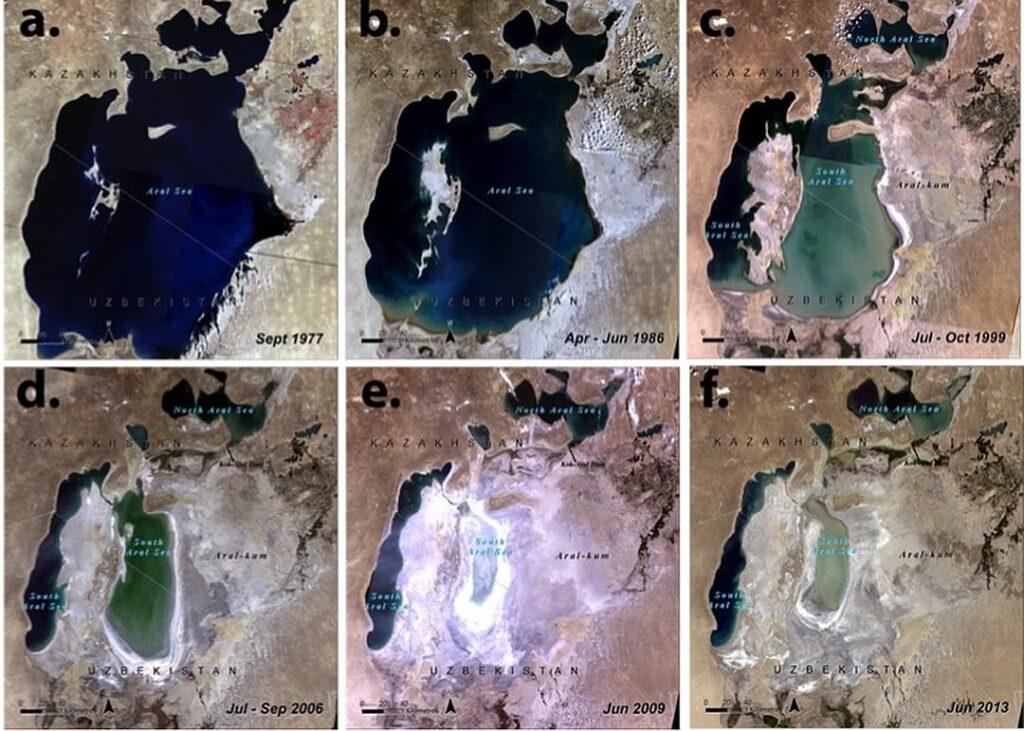 Краткое Санкт-петербургское заявление об Аральском море