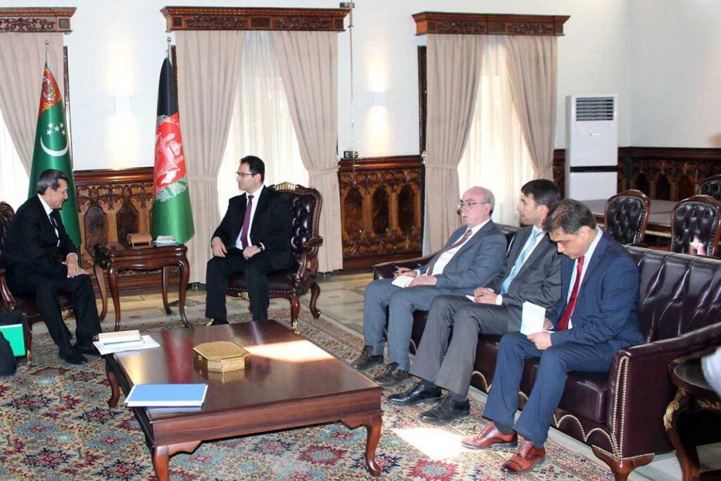 Туркменская делегация совершила визит в Афганистан и Индию
