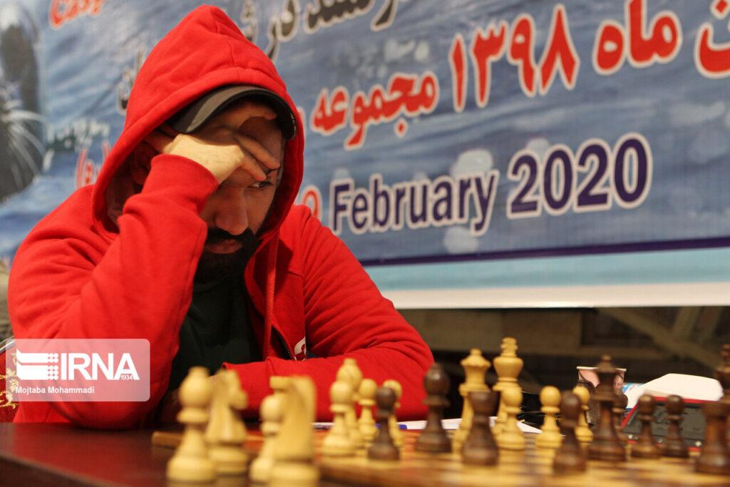В северной иранской провинции Гилян проходит чемпионат Каспия по шахматам