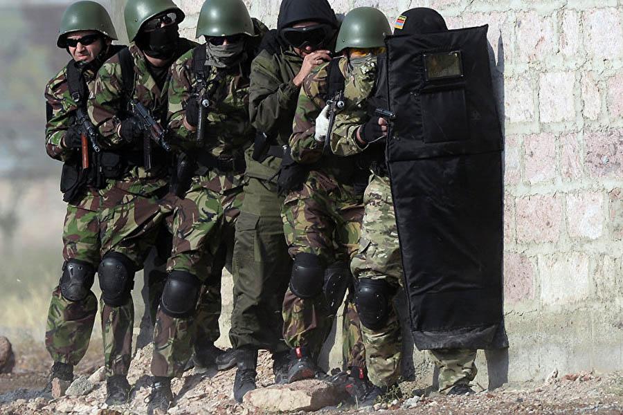 В 2020 году на Каспии пройдут антитеррористические учения стран СНГ