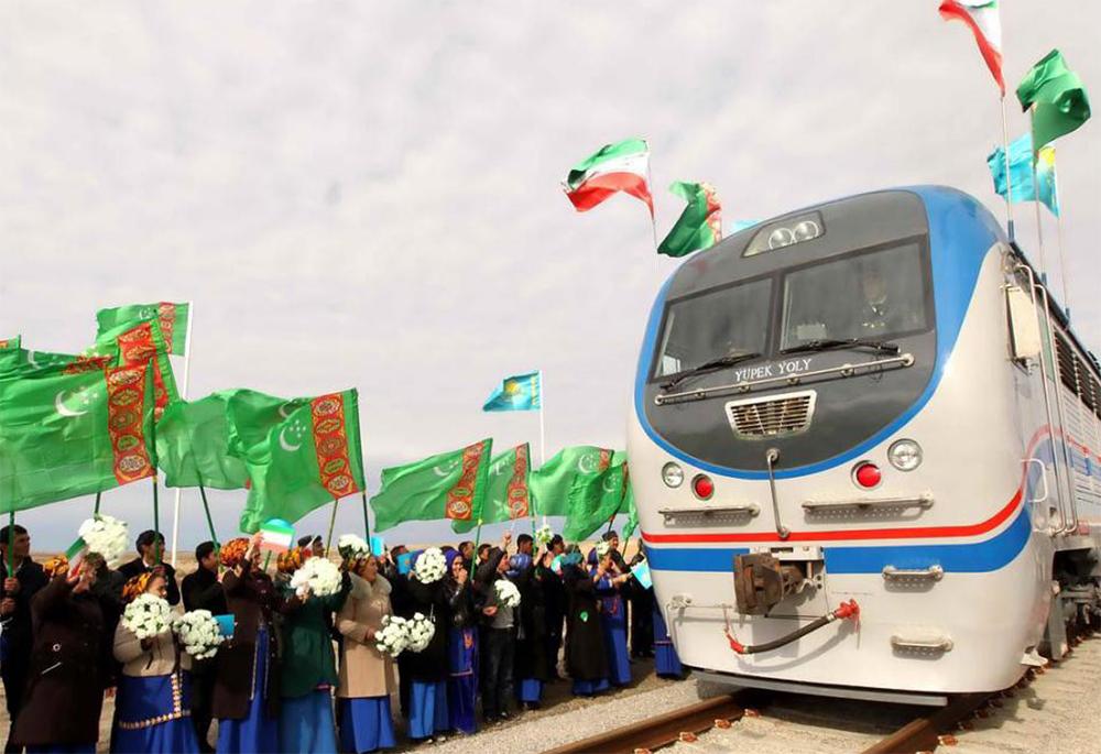 Стальные магистрали Ирана ведут в Центральную Азию