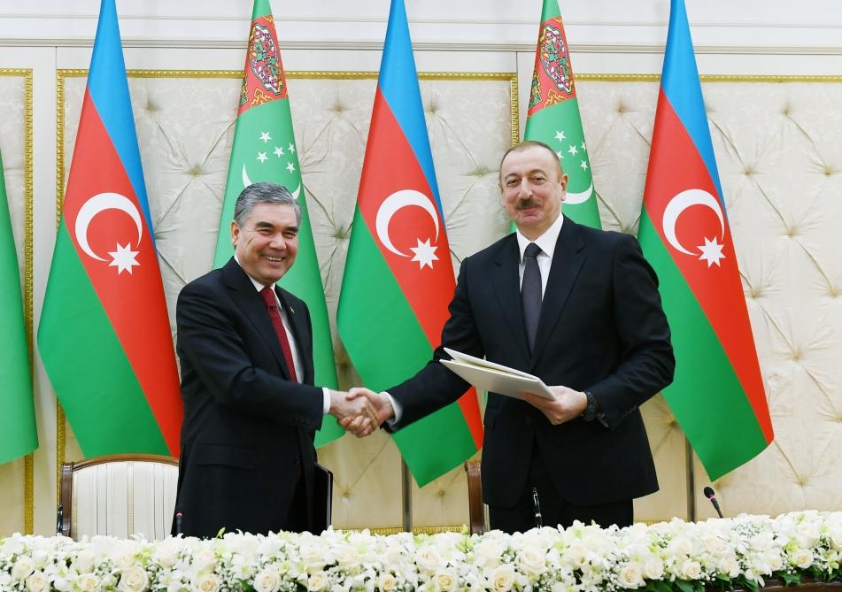 Визит Президента Туркменистана в Азербайджан – официальные итоги