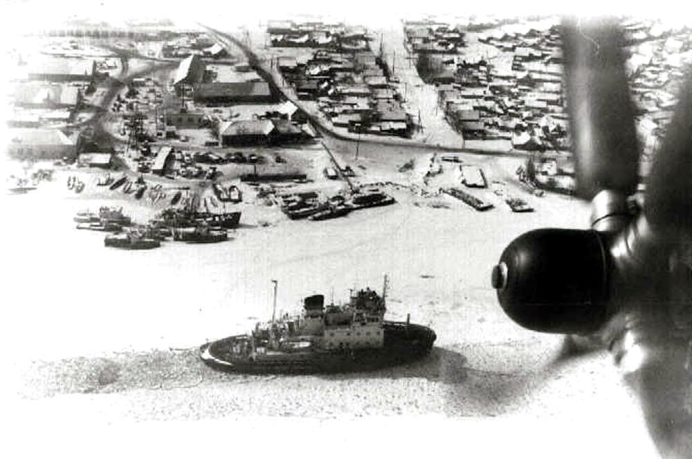Крылья над Каспием (из истории авиационных исследований на Каспийском море)