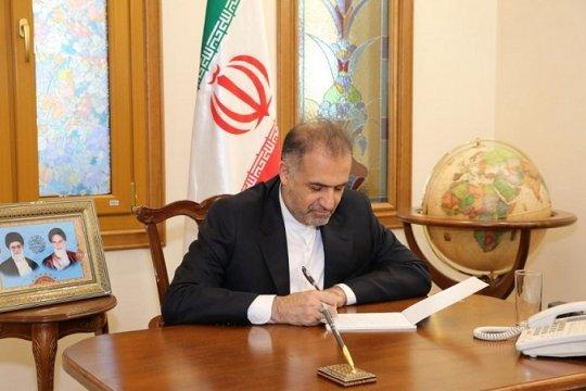 Посол Ирана в России дал эксклюзивное интервью журналу «Международная жизнь»