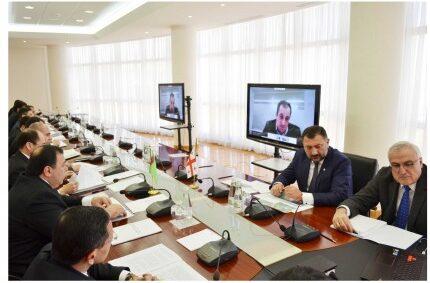 Туркменистан и Грузия обсудили вопросы развития транспортного сотрудничества
