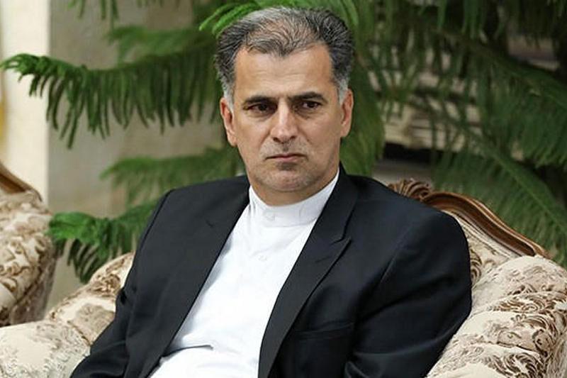 Посол Ирана призвал к укреплению сотрудничества с Туркменистаном