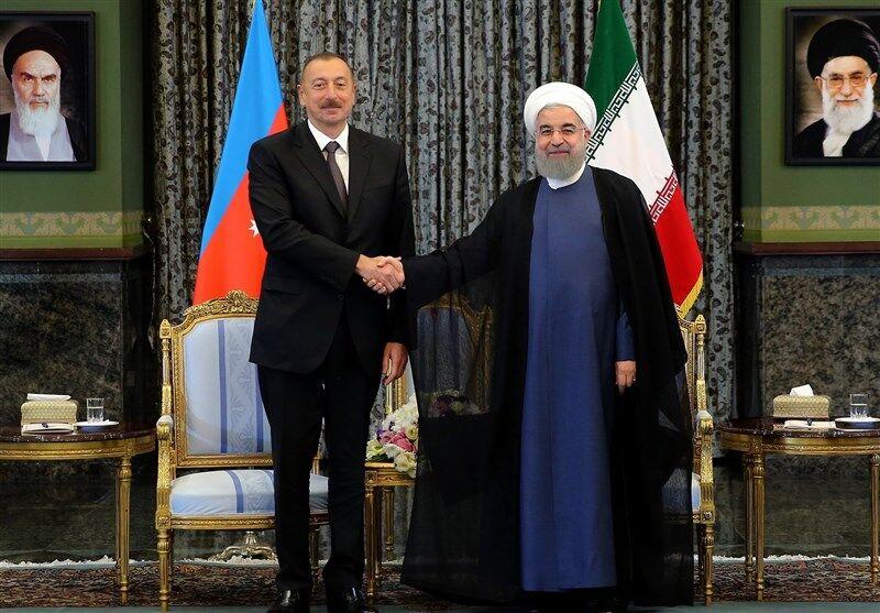 Хасан Роухани и Ильхам Алиев провели телефонные переговоры