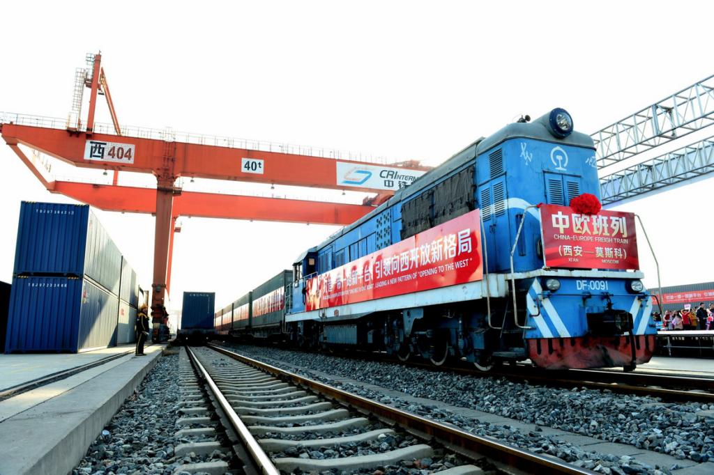 Китай протянул Транскаспийский коридор до Турции