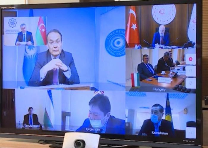 Состоялось заседание министров транспорта Тюркского совета