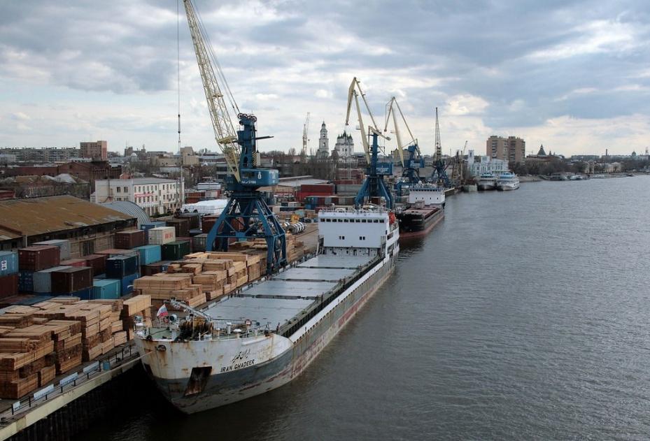 Каспийские порты России начали 2020 год высокими показателями роста грузооборота