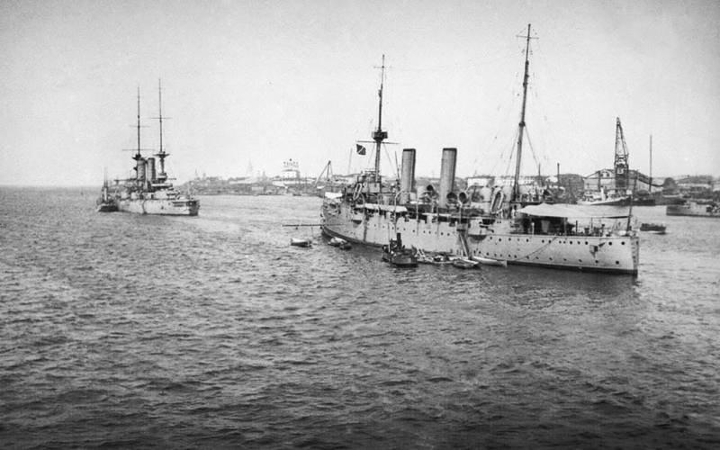 Энзелийская операция 1920 года в воспоминаниях командира эсминца «Деятельный»