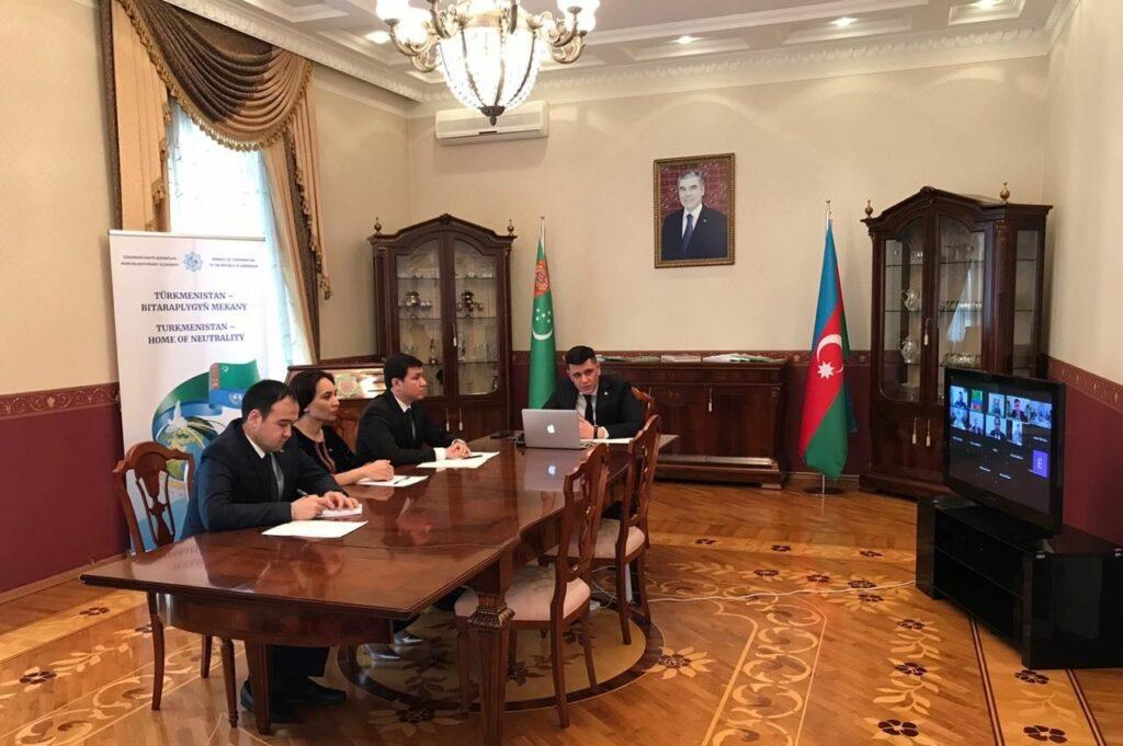 Повестка дня – партнерство между портами Азербайджана, Казахстана и Туркменистана