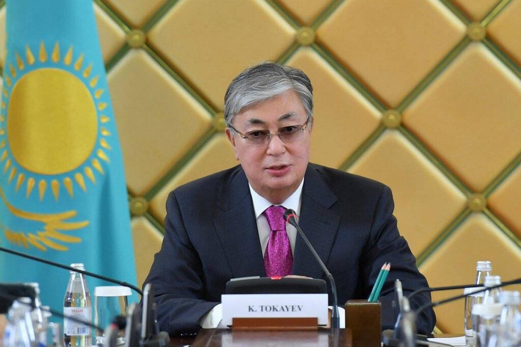 Президент Казахстана Касым-Жомарт Токаев дал интервью «Комсомольской Правде»